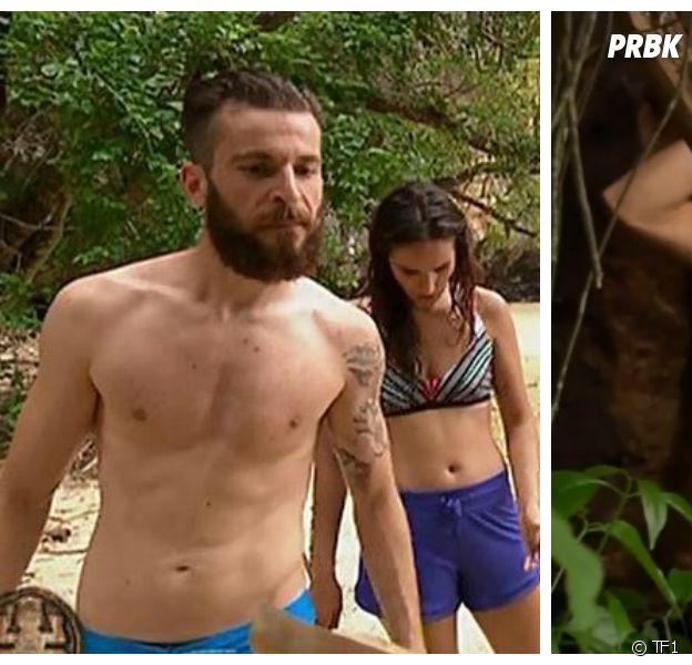 Koh Lanta 2016 : Julien métamorphosé après une perte de poids impressionnante