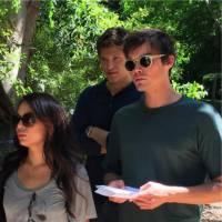 Pretty Little Liars saison 7 : les premières photos du tournage