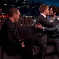 Game of Thrones saison 6 : Theon et Ramsay s'embrassent et font la paix... enfin, presque !