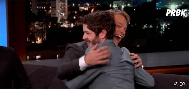 Game of Thrones saison 6 : Theon et Ramsay font la paix chez Jimmy Kimmel
