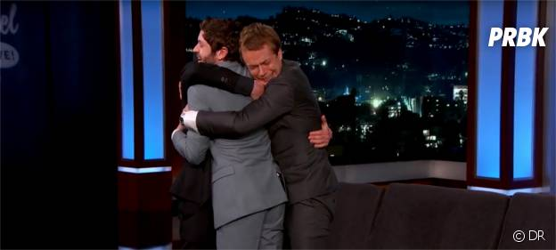Game of Thrones saison 6 : Theon et Ramsay font la paix chez Jimmy Kimmel