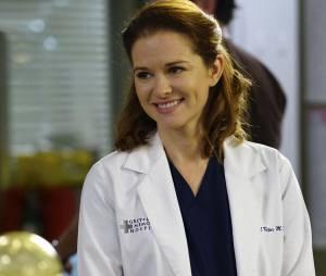 Grey's Anatomy saison 12, épisode 20 : April (Sarah Drew) sur une photo