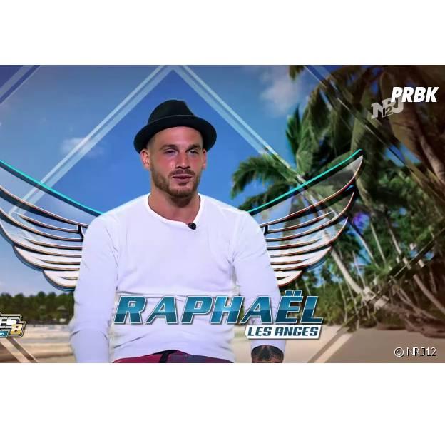 Raphaël Pépin (Les Anges 8) doit préparer ses valises