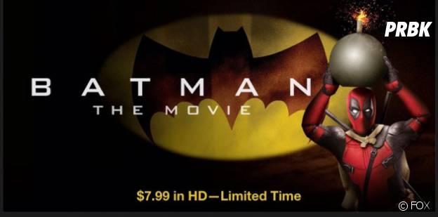 Deadpool parodie Batman