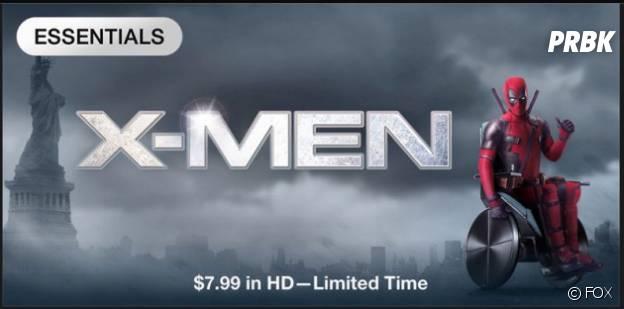 Deadpool parodie X-Men