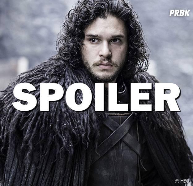 Game of Thrones saison 6 : Kit Harington réagit à la révélation sur Jon Snow