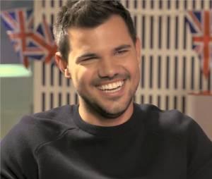 Taylor Lautner : son poids fascine le public
