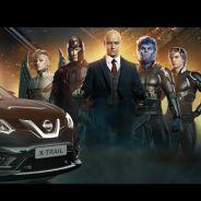 X-TRAIL DAY : Nissan célèbre la sortie du film X-MEN : APOCALYPSE avec des Youtubers