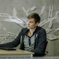 Valentin Blys (Sam) : Hugo déjà star d'une autre série française