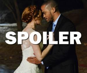 Grey's Anatomy saison 12 : une réconciliation possible pour April et Jackson ?