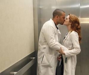 Grey's Anatomy saison 12 : April et Jackson bientôt de nouveau en couple ?