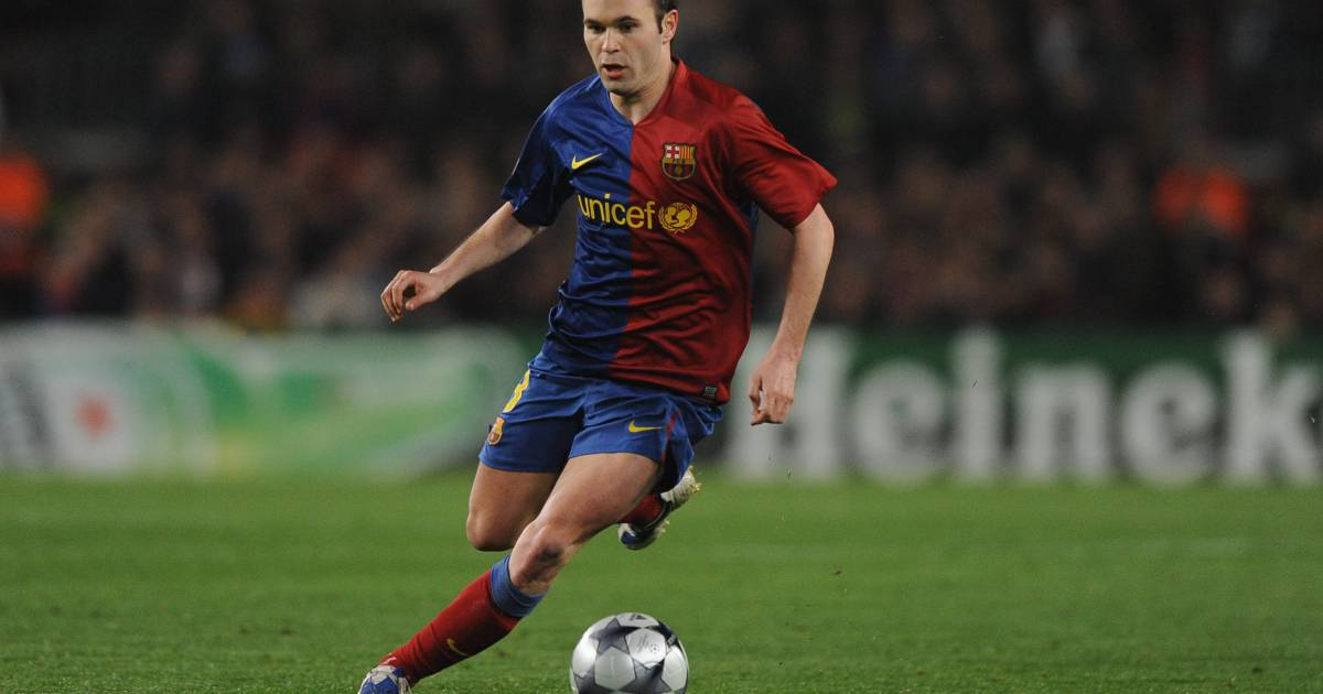 andres iniesta biographie photos actualit purebreak. Black Bedroom Furniture Sets. Home Design Ideas