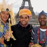 Trois Princes à Paris