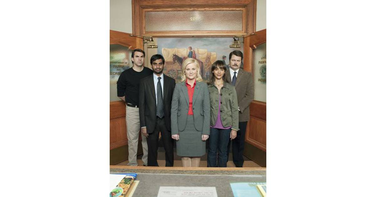 parks recreation saison 4 actu photos casting purebreak. Black Bedroom Furniture Sets. Home Design Ideas