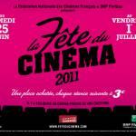 La fête du cinéma 2011